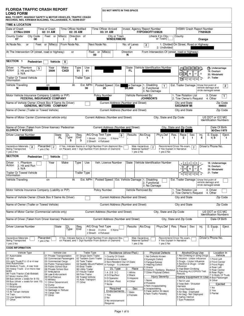 How to Obtain a Traffic Accident Report | DMV.ORG